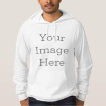 Create Your Own American Apparel California Fleece Hoodie