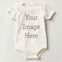 Create Your Own American Apparel Organic Bodysuit