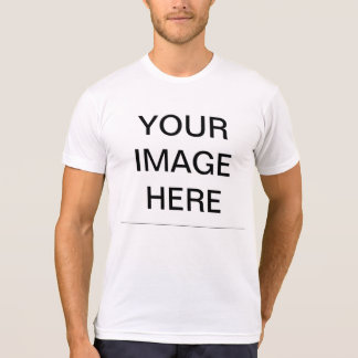 Create Your Own American Apparel Poly-Cotton Blend Shirt