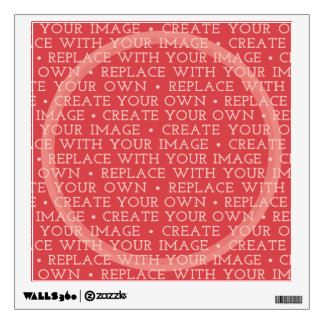 create your own wall decals wall stickers zazzle