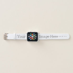 template apple watch bands zazzle