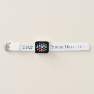 Create Your Own Apple Watch Band at Zazzle