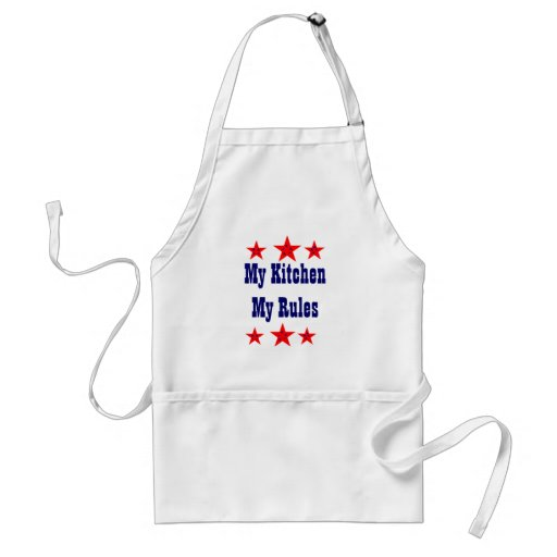Create Your Own Aprons My Kitchen