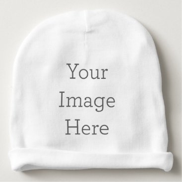 zazzle_templates Create Your Own Baby Beanie