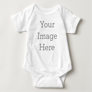 a18f4773c6e1 Design Your Own Baby Clothes & Shoes | Zazzle