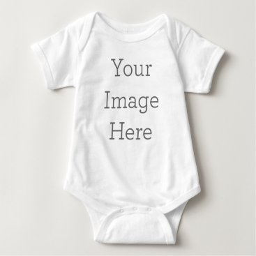 zazzle_templates Create Your Own Baby Creeper