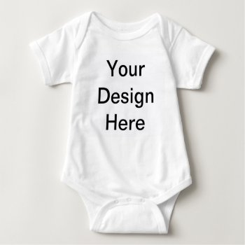 Create Your Own Baby Creeper by zazzle_templates at Zazzle