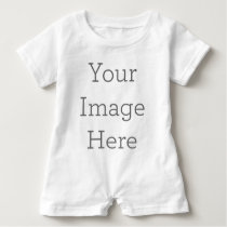 Create Your Own Baby Romper
