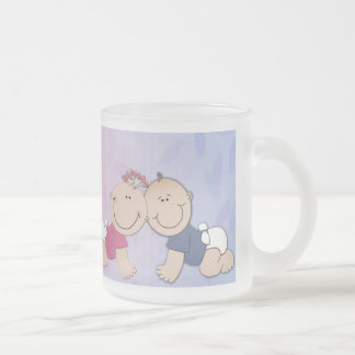 Create your own baby shower design mugs
