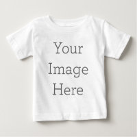 Create Your Own Baby T-Shirt