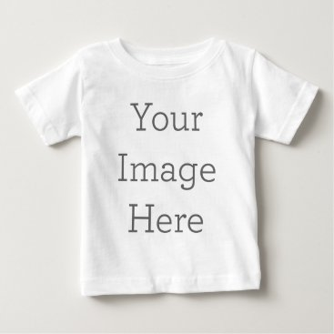 zazzle_templates Create Your Own Baby T-Shirt
