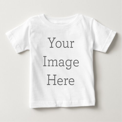 Create Your Own Baby T_Shirt