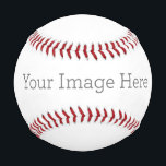"Create Your Own Baseball<br><div class=""desc"">Design your very own baseball on Zazzle. Add your own text and images to make it truly unique. Simply click &quot;Customize&quot; to get started.</div>"
