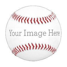 Create Your Own Baseball at Zazzle