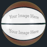 """Create Your Own Basketball<br><div class=""""desc"""">Upload your own photo or design to personalize your very own basketball! Simply click """"Customize"""" to get started.</div>"""