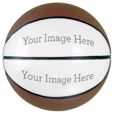 Create Your Own Basketball at Zazzle