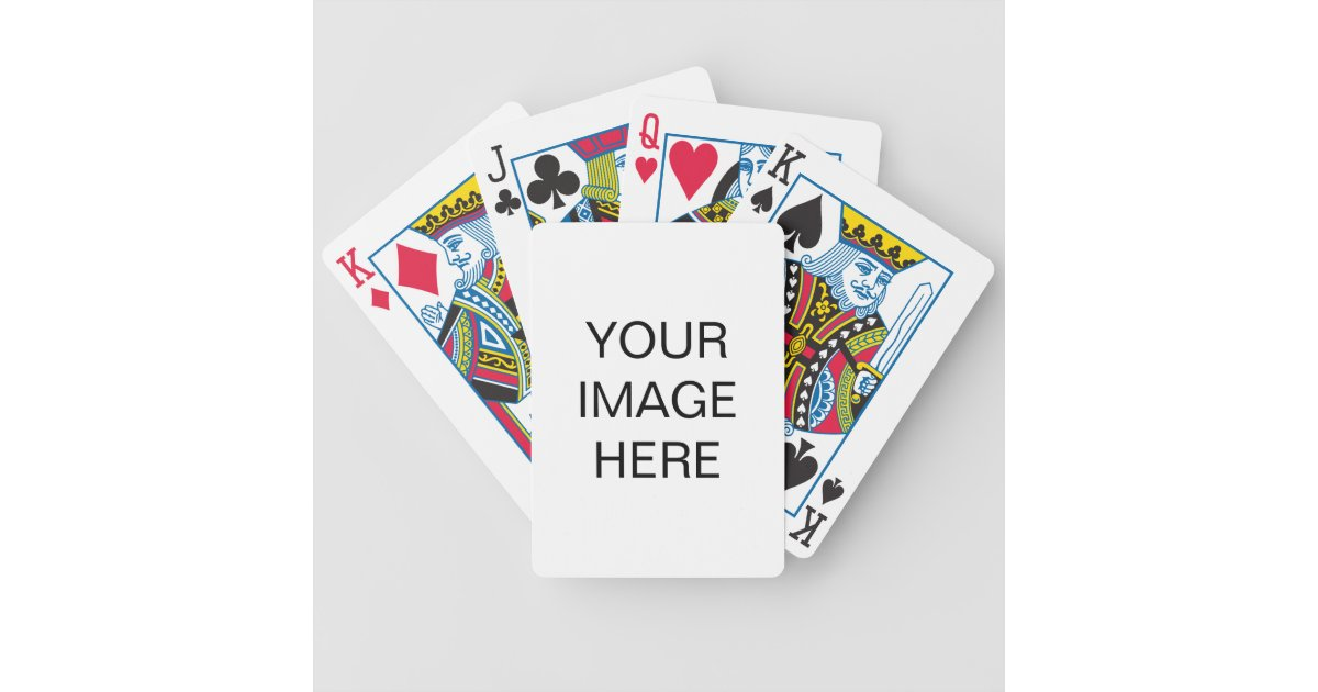 Playing Cards | Zazzle