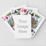 "Create Your Own Bicycle Playing Cards<br><div class=""desc"">Design your own playing cards on Zazzle. Use the design tool to upload your art, designs, or photos to create a unique design that nobody else in the world will have! You can also add text using cool fonts and see a preview of your unique design as you create it....</div>"