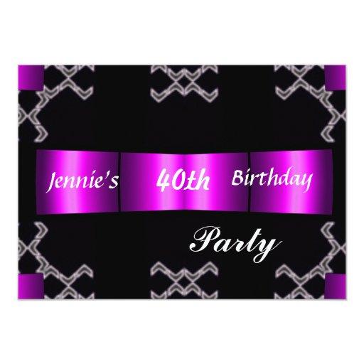 create your own birthday invitation