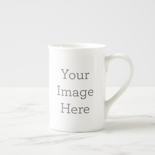 Create Your Own Bone China Mug