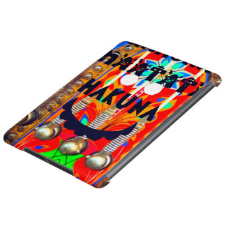 Create Your Own Brazil Samba Carnival Hakunamatata iPad Air Cover