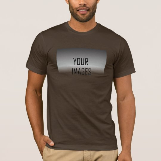 CREATE YOUR OWN BROWN - PHOTOS T-Shirt