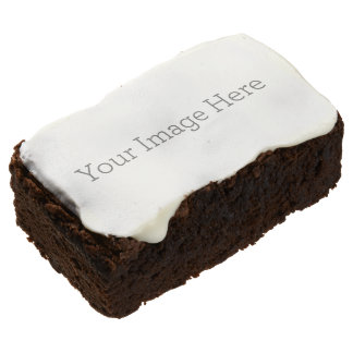 Create Your Own Brownie Bar