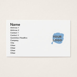 Create Your Own Business Business Card