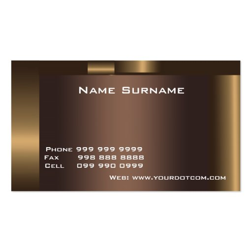 Create Your Own Business Card : Zazzle