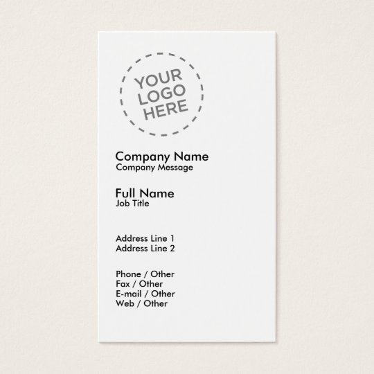 Create Your Own Business Card