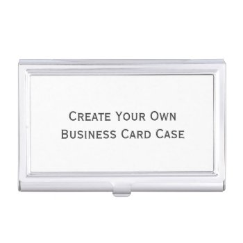 Create Your Own Business Card Case Holder by DigitalDreambuilder at Zazzle