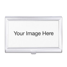 Create Your Own Business Card Holder at Zazzle
