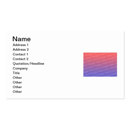 Design Your Own Business Cards Zazzle