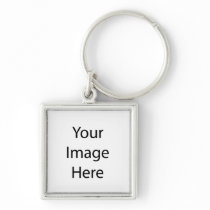 Create Your Own Button Keychain