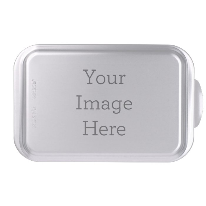 Design Your Own Cake Pan : Create Your Own Cake Pan Zazzle