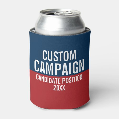 Create Your Own Campaign Gear Can Cooler