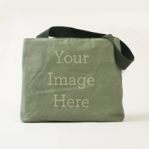 Create Your Own Canvas Utility Tote