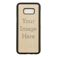 Create Your Own Carved Samsung Galaxy S8+ Case at Zazzle