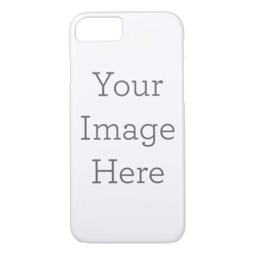 Create Your Own iPhone 87 Case