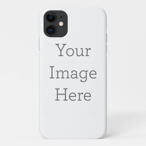 Create Your Own iPhone 11 Case