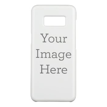 Create Your Own Case-mate Samsung Galaxy S8 Case by zazzle_templates at Zazzle