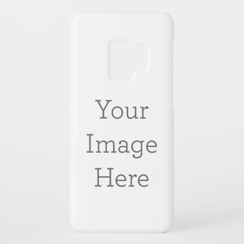 Create Your Own Case_Mate Samsung Galaxy S9 Case