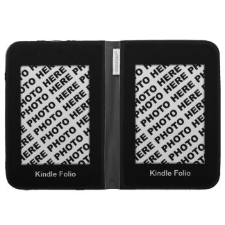 Create Your Own Caseable Kindle Folio 3 Kindle 3 Cases