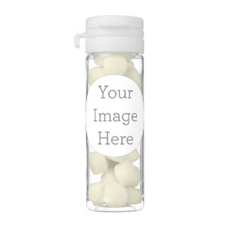 Create Your Own Chewing Gum Favors