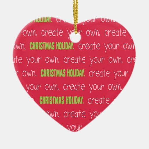 how to create a holiday account