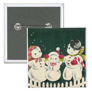 CREATE YOUR OWN CHRISTMAS PHOTO PINBACK BUTTON