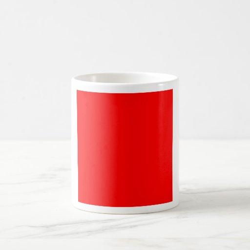 Create Your Own Classic White Coffee Mug