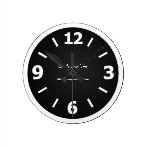 Create Your Own Clocks