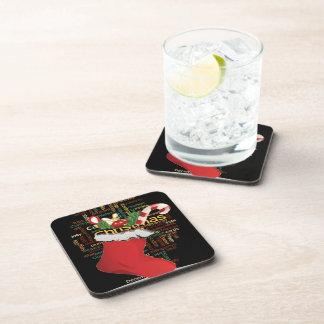 Create Your Own Colorful Hakuna Matata cute pretty Beverage Coaster