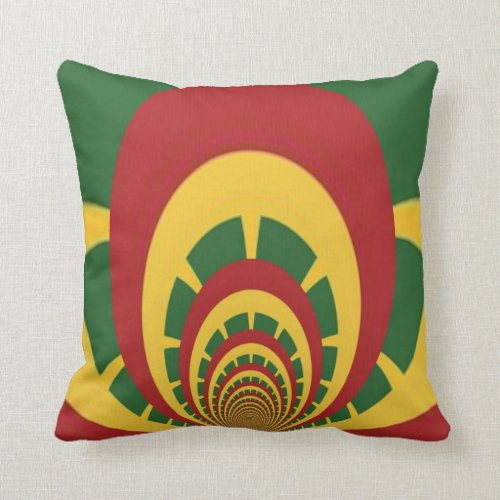 Create Your Own Colorful Home Decor Throw Pillow